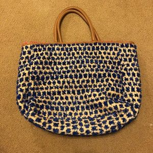 Miss Albright Fringe Bohemian Tote Bag